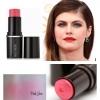 **พร้อมส่ง**Laura Mercier Bonne Mine Stick Face Colour 11 g. # Pink Glow สีชมพู บลัชออนเนื้อครีม แบบแท่ง พกง่าย ใช้สะดวก เมื่อทาแล้วจะกลายเป็นเนื้อแป้ง ประกายเล็กๆ ละเอียดสวยสุดๆ ยิ่งพอโดนแสงยิ่งประกายสวยขึ้นไปอีก ไม่มันวาว เบา สบายผิว เนื ,
