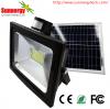 โคมไฟ LED Solar Flood Light ขนาด 50W 18V รุ่น STCLF-TSGS50W2
