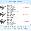 LED flood light STC-QF-FLD30W