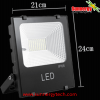 LED Solar Flood Light 50W พร้อมแบตเตอรี่ 7800mAh