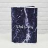"""อัลบั้ม 300 รูป (4x6"""") ลายหินอ่อนสีกรม - สั่งทำใส่ชื่อ"""