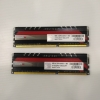 DDR3(2400)16GB (8GBX2) 'AVEXIR' Core Series Red