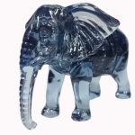 Elephant(Smoke Blue)