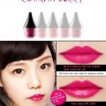 **พร้อมส่ง**RiRe Lip Manicure High Fix 3.7g เบอร์ 04 Rich Raspberry ลิปเนื้อแมตท์ แบบกันน้ำ ติดทนนานลิปจูบไม่หลุดเนื้อแมทจากเกาหลี สีสดสวย ทาแล้วปากไม่ดำ
