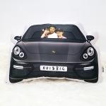 หมอนรถ Porsche Panamera