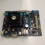 GA-A55M-DS2 + AMD A6-3650 + พัดลมแท้ + ฝาหลัง