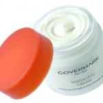 **พร้อมส่ง**COVERMARK Massaging Cream ขนาดทดลอง 25 g. ครีมนวดหน้าแบบเช็ดหรือล้างออกด้วยน้ำสะอาด คงความอ่อนเยาว์ให้ผิวหน้าพร้อมดูแลกระบวนการผลัดเซลล์ผิวให้มีประสิทธิภาพยิ่งขึ้น ,