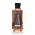 **พร้อมส่ง**Bath & Body Works Twilight Woods for Men 2 in 1 Hair + Body Wash 295 ml. เจลอาบน้ำ 2 in 1 ใช้ได้ทั้งเป็นแชมพูสระผม และเจลอาบน้ำในหนึ่งเดียว กลิ่นหอมนุ่มๆประมาณวนิลลาอ่อนๆ ที่ลึกลับเย้ายวนน่าค้นหา เป็นวนิลลาที่หอมสดชื่นไม่เลี่ยนค่ะ ,