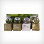 **พร้อมส่ง**DKNY Special Travel Edition Delicious Apple Picking 7ml.*4 เซ็ทน้ำหอมกลิ่นยอดนิยมที่สุดของ DKNY เพิ่มความเซ็กซี่ ดึงดูด ในตัวคุณ กลิ่นที่บริสุทธิ์ สดชื่นและเย้ายวน ซึ่งเหมือนกับกลิ่นของดอกแอปเปิ้ล ที่เป็นสัญลักษณ์แห่งความรัก วัยหนุ่มสาว ความงา