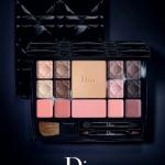 **พร้อมส่ง**Christian Dior Couture Palette Edition Voyage Total Makeover Palette เมคอัพพาเล็ทสุดหรูหรา สวยครบทั้งแป้งผสมรองพื้น อายเชโดว์ มาสคาร่า บรัชออน ลิปกรอส และลิปสติก พรั่งพร้อมด้วยสองรูปลักษณ์ที่โดดเด่นแบบธรรมชาติในรูปแบบ Nude และ สวยลับซับซ้อนแบบ