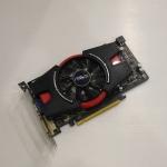 ASUS GTX 550 Ti 1GB. DDR-5 192Bit