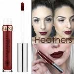 *พร้อมส่ง*Anastasia Beverly Hills Liquid Lipstick สี Heathers สีแดงเข้มอมน้ำตาล ลิปเนื้อแมทสีสวย เนื้อครีมแมทสุดยอด Full Coverage พิกเม้นต์ดี กลบสีปากได้ดี เนื้อครีมทาง่าย ทาเพียงครั้งเดียวก็ติดทนไปตลอดทั้งวัน ,