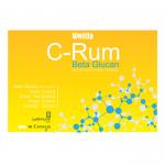 ผลิตภัณฑ์เสริมอาหาร C-Rum Beta Glucan (ซี-รัม เบต้า กลูแคน) 1 กล่อง บรรจุ 30 แคปซูล