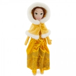 Belle Plush Doll - Beauty and the Beast - Holiday - Medium - 21''