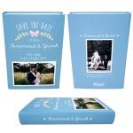 """อัลบั้ม 300 รูป (4x6"""") Bow Square Frame - สั่งทำใส่รูปถ่าย"""