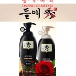 **พร้อมส่ง**Daeng Gi Meo Ri Dlae Soo Hair Loss Care Shampoo+Treatment 400 ml.*2 เซ็ทคู่ผมสวย พรีเมื่ยมแชมพูและทรีทเมนท์จากประเทศเกาหลี ลดการขาดหลุดร่วงของเส้นผม พร้อมนวดบำรุงให้ผมนุ่มลื่นสวยไม่พันกัน ด้วยส่วนผสมสมุนไพรล้ำค่ากว่า 20 ชนิด ช่วยดูแลทั้งเส้นผ