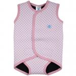 พร้อมส่ง Splash About Babywrap Pink Gingham M