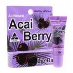 *พร้อมส่ง*Healthy Care Acai Berry Lip Balm 10g. ลิปบาล์มบำรุงริมฝีปาก จากประเทศออสเตรเลียที่มีส่วนผสมของอาซาอิเบอร์รี่ ที่อุดมไปด้วยสารต่อต้านอนุมูลอิสระ มีวิตามินอีและซี ที่สูงกว่าผลไม้ทั่วไป จึงช่วยบำรุงริมฝีปากที่คล้ำ ริ้วรอยเหี่ยวย่น แตก ลอก ให้กลับมี