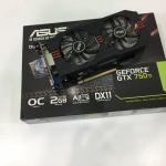ASUS GTX750Ti OC 2GB. DDR-5 08/2018
