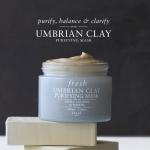 **พร้อมส่ง**Fresh Umbrian Clay Purifying Mask 100ml. มาสก์โคลนขาวอัมเบรียนชำระล้างเพื่อผิวสะอาดบริสุทธิ์ เพื่อดูดซับสิ่งสกปรกและความมัน หรือใช้เป็นคลีนเซอร์เพื่อการชำระล้างอย่างล้ำลึก สามารถลดขนาดรูขุมขนและลดความมันส่วนเกินบนผิวหน้า โดยไม่ทำให้ผิวหน้าแห้ง