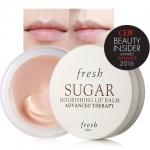 **พร้อมส่ง**Fresh Sugar Nourishing Lip Balm Advanced Therapy ขนาดทดลอง 3g. ลิปบำรุงริมฝีปากพร้อมกลิ่นมินท์ที่ให้ความหอมสดชื่น ช่วยให้ความชุ่มชื้น บำรุงริมฝีปากให้อ่อนนุ่ม เรียบเนียน และดูอ่อนเยาว์ ,
