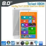 Teclast X80H 2ระบบ Andriod4.4 และ Windows 8.1 จอ 8นิ้ว Ram 2GB Rom 32GB