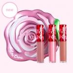 *พร้อมส่ง*Lime Crime Pink Velve-Tin Mini Velvetines Boxed Set (Holiday Edition) โทนสีชมพู ลิปจิ้มจุ่มในตำนาน เซ็ตลิมิเต็ดออกลิปรุ่นพิเศษมายั่วใจกันแบบจัดหนักไปเลยจ้า คราวนี้มาพร้อมกันทีเดียว 3 แท่ง โทนใกล้เคียงกัน ใช้ได้ทุกลุคที่ต้องการ ทั้งแบบสวยเบาๆ สวย
