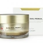 **พร้อมส่ง**DnB Snail Premium Snail Cream 50 ml. หลุมสิว หน้าปรุ ช่วยได้ด้วยครีมบำรุงผิวหน้าผสมสารสกัดจากเมือกหอยทาก เป็นที่นิยมมากในเกาหลี ช่วยลดเลือนริ้วรอย จุดด่างดำต่างๆ ให้ใบหน้านุ่ม เนียนเรียบ กระชับรูขุมขน และช่วยในเรื่องรอยสิว คงความชุ่มชื้นให้ผิว
