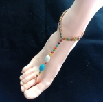 Anklet to Toe Shine