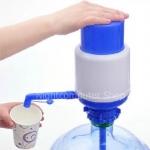 อุปกรณ์ปั๊มน้ำดื่มอัตโนมัติ แบบมือกด (ไม่รวมถังน้ำ)