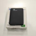 WD Elements 500GB. USB3.0