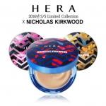 *พร้อมส่ง*Hera x Nicholas Kirkwood Uv Mist Cushion SPF50+/PA+++ (ตลับจริง+รีฟิว 1 ชิ้น) Limied Edition แป้งน้ำคุชชั่นตัวฮิตทั้งที่ไทยและเกาหลี ในแพคเกจลิมิเต็ด 3 สีสวย รุ่นที่ได้รับตำแหน่ง Miss Cushion ปี 2015 ปกปิดเนียนสนิท เรียบเนียน กันเหงื่อ กันน้ำ เน