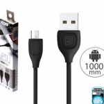 "Cable Charger for iPhone5/5s/SE/6/6s/Micro USB (1M RC-050i) LESU ""REMAX-เลือกสีเลยจ้า"