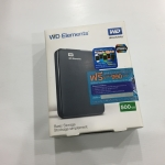 500GB. WD ELEMENTS 03/2018