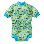 พร้อมส่ง ลายใหม่ Splashabout Happy Nappy wetsuit Gecko