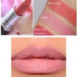 **พร้อมส่ง**M.A.C Lustre Lipstick # Catty ** Limited Edition ** สีชมพูนู้ด เนื้อ Lustre เรียบลื่นชุ่มชื่น สีสวยชัดดูเป็นธรรมชาติคะ ,