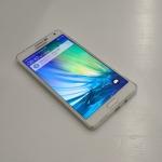 SAMSUNG GALAXY A7 (2014) 16 GB - White