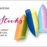 *พร้อมส่ง*Fran Wilson Moodmatcher Split Sticks ลิปมันเปลี่ยนสี 2 สีในแท่งเดียว นำเข้าจากอเมริกาติดทนนาน 12 ชม. เลยค่ะ จะทาเดี่ยวหรือผสมกัน ก็ออกสีสันสวยงาม และเพิ่มความมันวาว บำรุงริมฝีปากไม่แห้งกร้านหรือลอกเป็นขุย ,