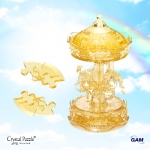 Crystal Puzzle : Golden Carousel