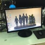 "22"" LED Full HD HDMI SAMSUNG LS22D300HY/XT"