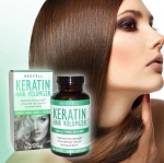 **พร้อมส่ง**Neocell Keratin Hair Volumizer 60 Capsules อาหารเสริมบำรุงเส้นผมจากอเมริกา เคราตินช่วยลดผมร่วง ช่วยให้ผมหนาขึ้น ผมงอก ผมขาว ให้ผมหนาดกดำ เคราตินยังแก้ปัญหาผมเสีย ผมแห้งแตกปลายจากสารเคมี ให้ผมนุ่ม เรียบลื่นดูหนา แลดูเงางามเปล่งประกาย ,