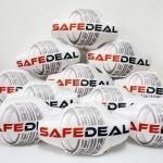หมอนไดคัท ของขวัญเปิดตัวบริษัท SAFEDEAL
