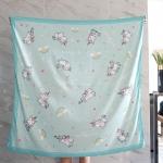 ผ้าพันคอ ลายยูนิคอร์น - Unicorn - Mint
