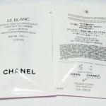 **พร้อมส่ง**Chanel Le Blanc Light Creator Brightening Makeup Base SPF40 PA+++ # 10 Rosee ขนาดทดลอง 2.5 ml. เบสที่ช่วยปรับโทนสีผิวตามธรรมชาติให้สว่างเรียบเสมอกัน ลดรอยตำหนิ เครื่องสำอางติดทนนานยิ่งขึ้น และช่วยให้ผิวเปล่งประกายเป็นธรรมชาติได้ยาวนานถึง 8 ชั่