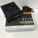 Corsair VS550 550W. 80+ 12/2018
