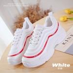 รองเท้าผ้าใบ Style Nike Air Max (สีขาว)