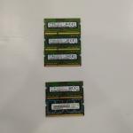 4GB. DDR-3, DDR-3L Notebook