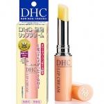 *พร้อมส่ง*DHC Lip Cream 1.5g. ลิปบำรุงริมฝีปาก ยอดขายอันดับ 1ในญี่ปุ่น ช่วยให้ริมฝีปากเนียนนุ่มน่าสัมผัส และยังช่วยรักษาความชุ่มชื้น ดูแลให้ริมฝีปากอ่อนนุ่ม ชุ่มชื่น ไม่แห้ง แตก เป็นขุย ให้ริมฝีปากเป็นสีชมพูสวยใสเป็นธรรมชาติ ชนะเลิศรางวัลThe Best cosmetic
