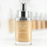**พร้อมส่ง**Dior Diorskin Nude Air Healthy Glow Ultra-Fluid Serum Foundation SPF 25+ PA+++ 30ml. รองพื้นตัวใหม่ล่าสุด ที่เนื้อบางเบาไม่หนักหน้า แต่ปกปิดริ้วรอย รูขุมขนได้เนียนสนิท และยังคงผิวที่ดูเป็นธรรมชาติ ไม่โบ๊ะ พร้อมทั้งมีส่วนผสมของเซรั่มบำรุงผิวให