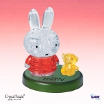 Crystal Puzzle : Miffy&Bear